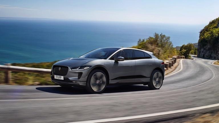 Jaguar I-Pace elektrische auto