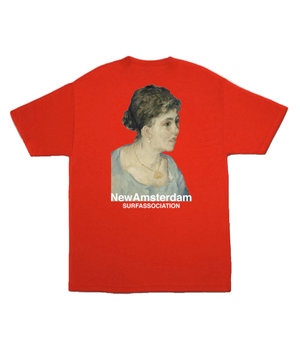 PROSTITUTE TEE RED