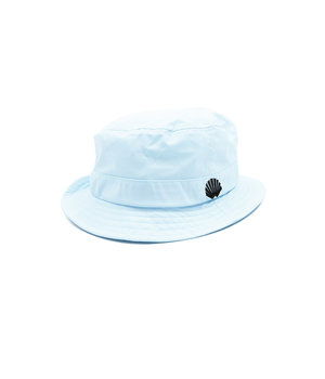 RAIN HAT LIGHT BLUE