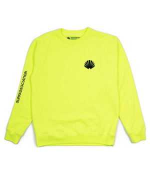 LOGO SWEAT NEON
