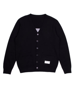 COVER CARDIGAN BLACK