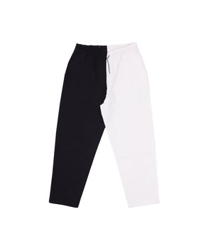 WORK TROUSER BLACK/BONE