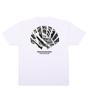 BUILD UP TEE WHITE