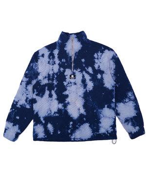 WAVES HALF-ZIP