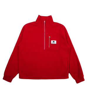 LARRY JACKET RED