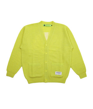 COVER CARDIGAN LIME