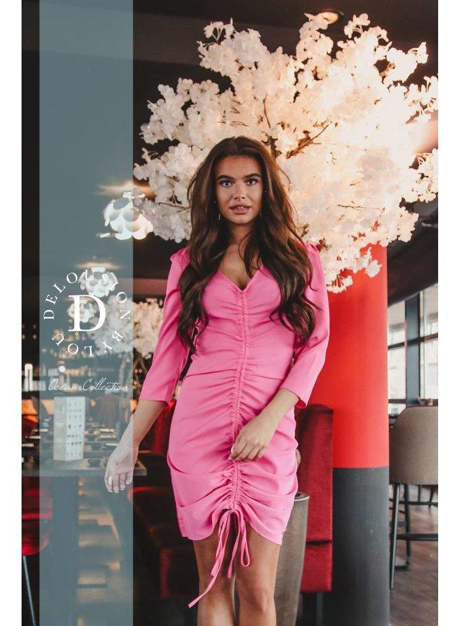 Dress Jadey Pink