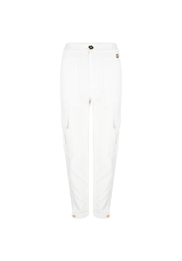 Trouser Auden White