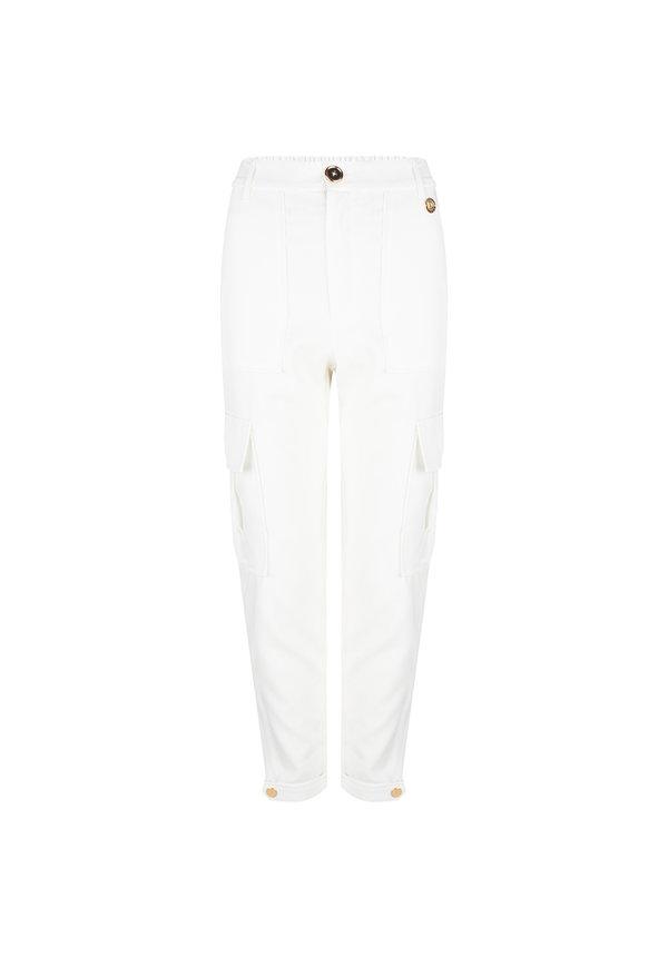 Trouser Auden White
