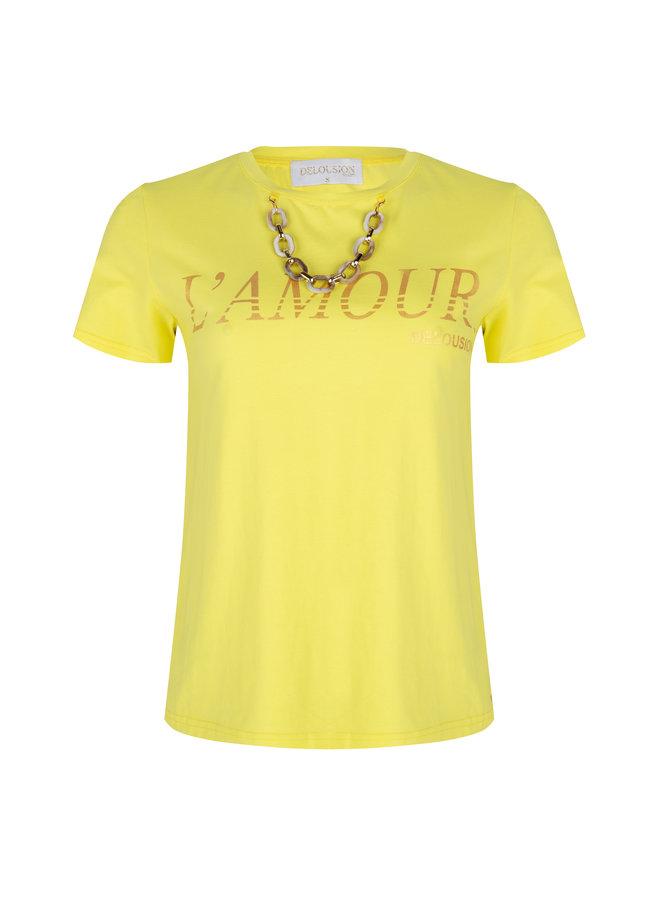 Top Summer Yellow