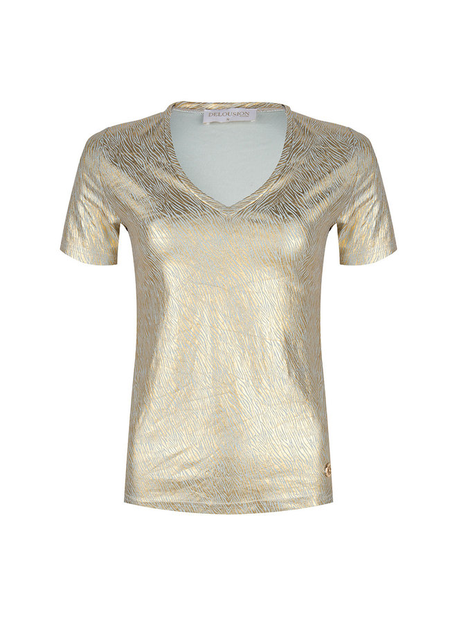 Top Nilo Mint Zebra Gold **