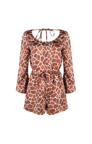 Delousion Jumpsuit Lott Giraffe