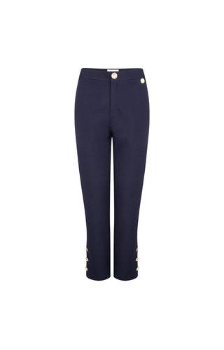 Delousion Trouser Caro Blue