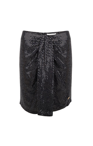 Skirt Shine - Black