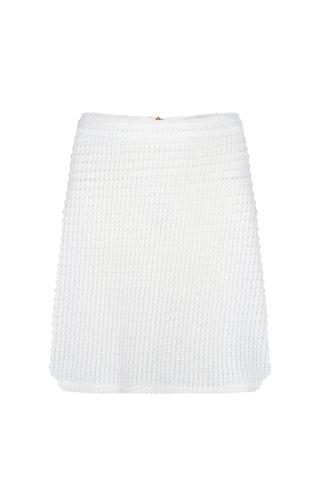 Skirt Holy white