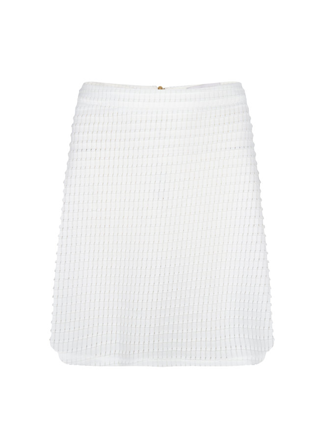 Skirt Holy white