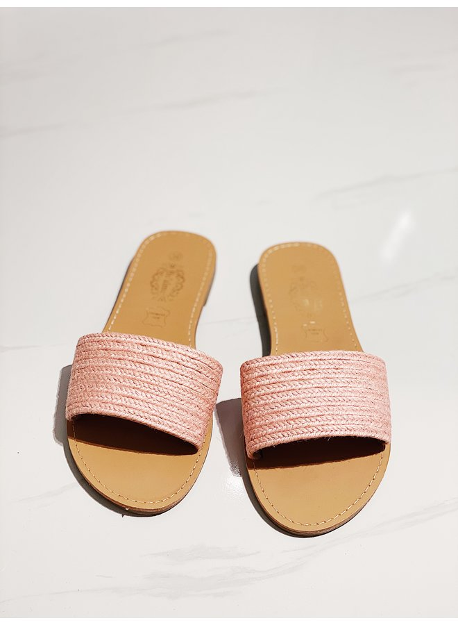 You ready for it sandal - Pink #HL2-2