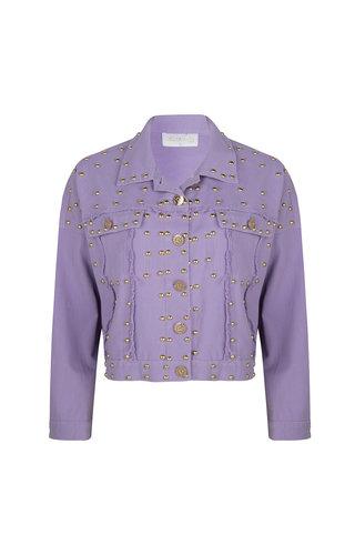 Jacket Stud Lila