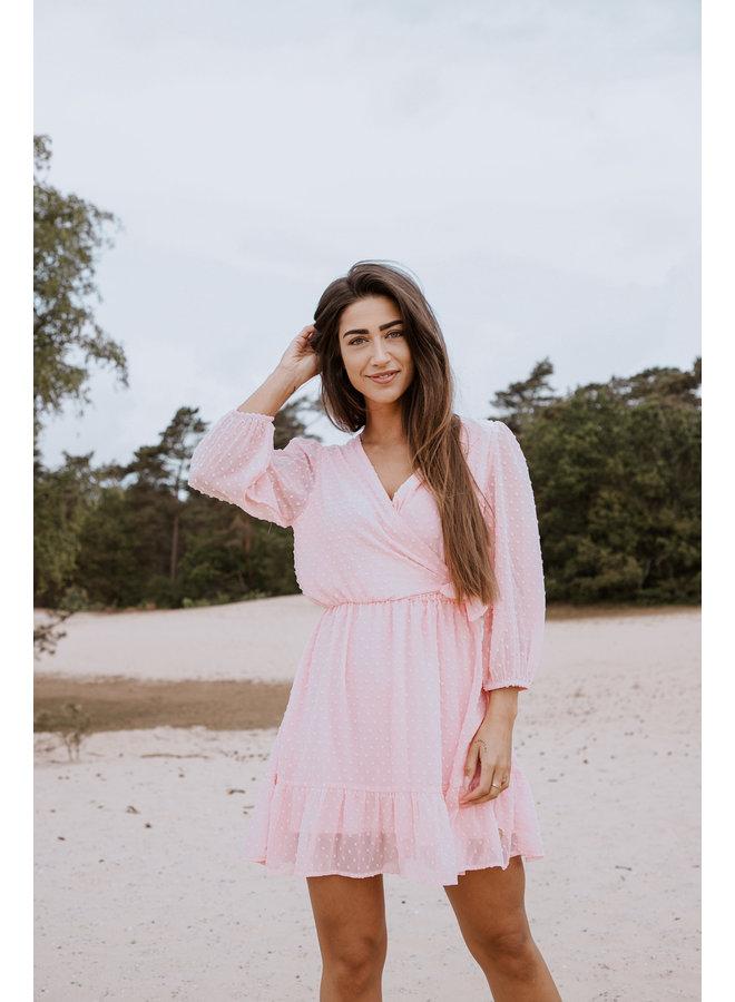 Dress Ariel Light Pink
