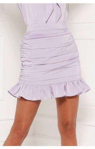 Skirt Soof Purple