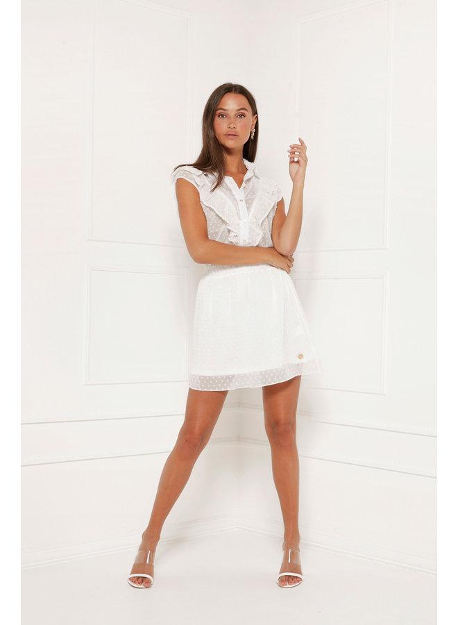 Skirt Luca White