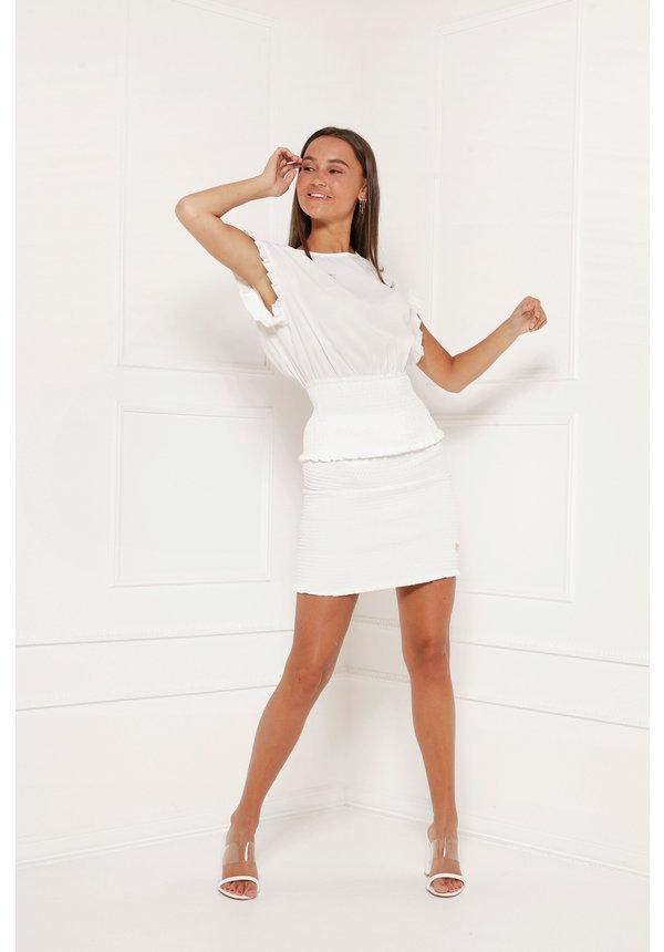 Top Livy White