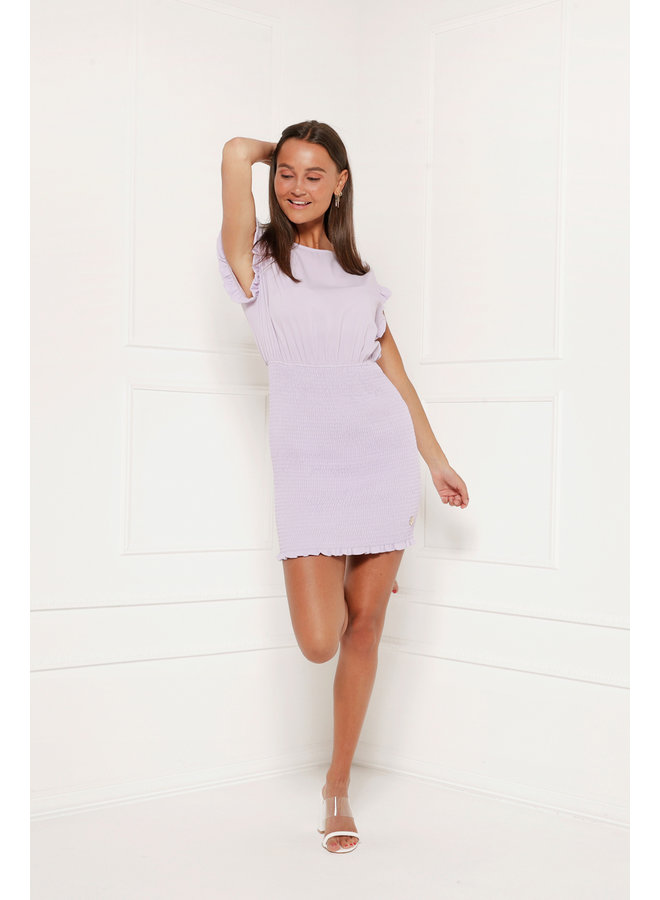 Dress River Purple