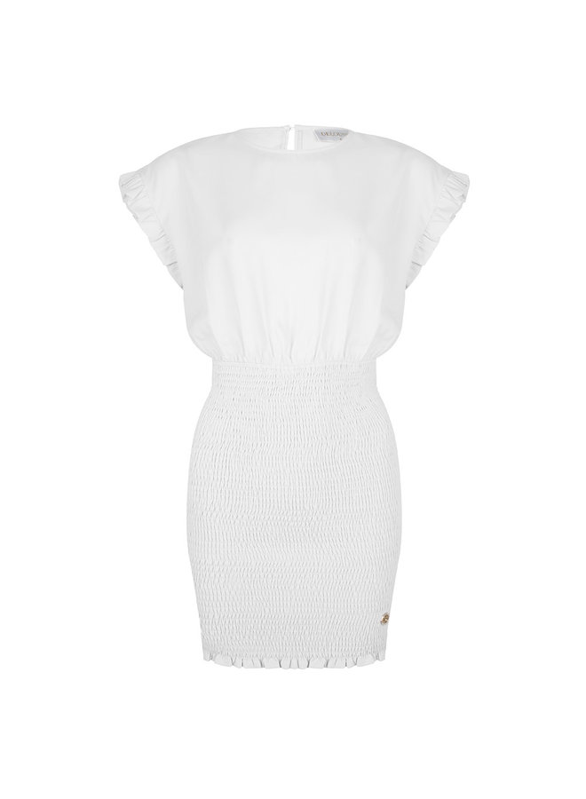 Dress River White
