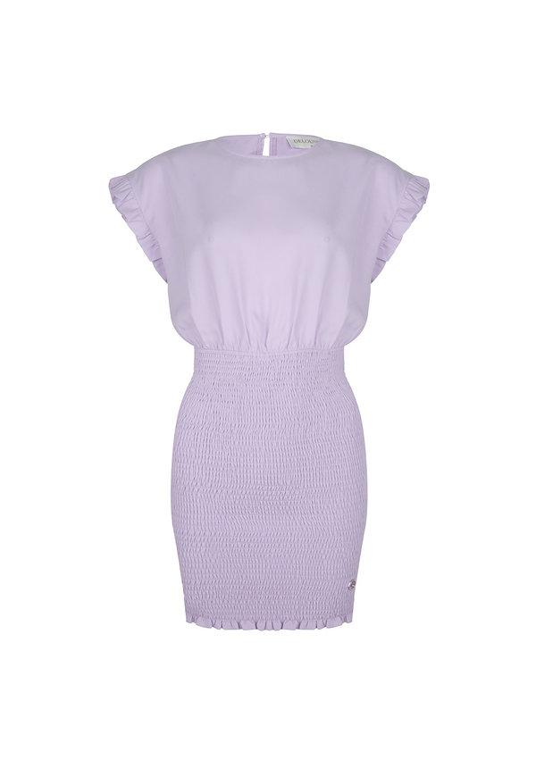 Dress River Purple