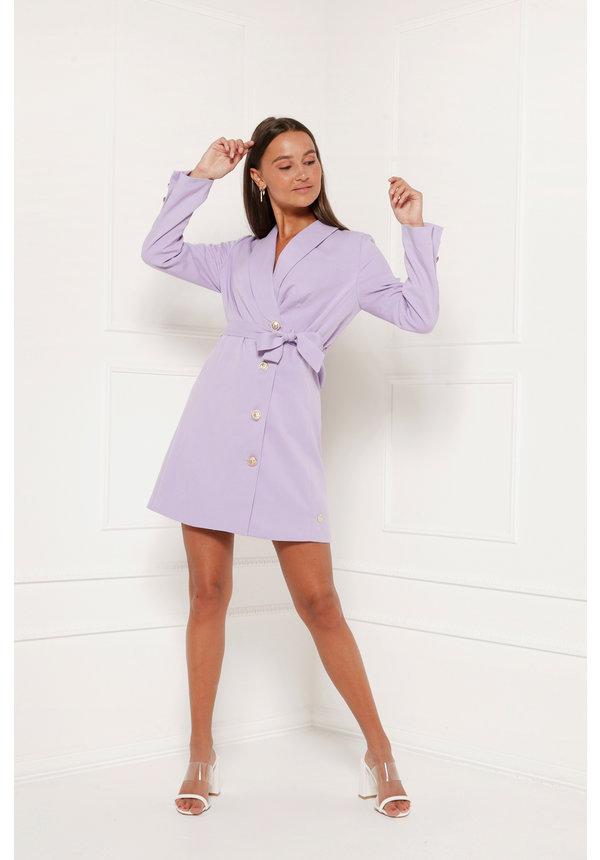 Jacket Alana Purple