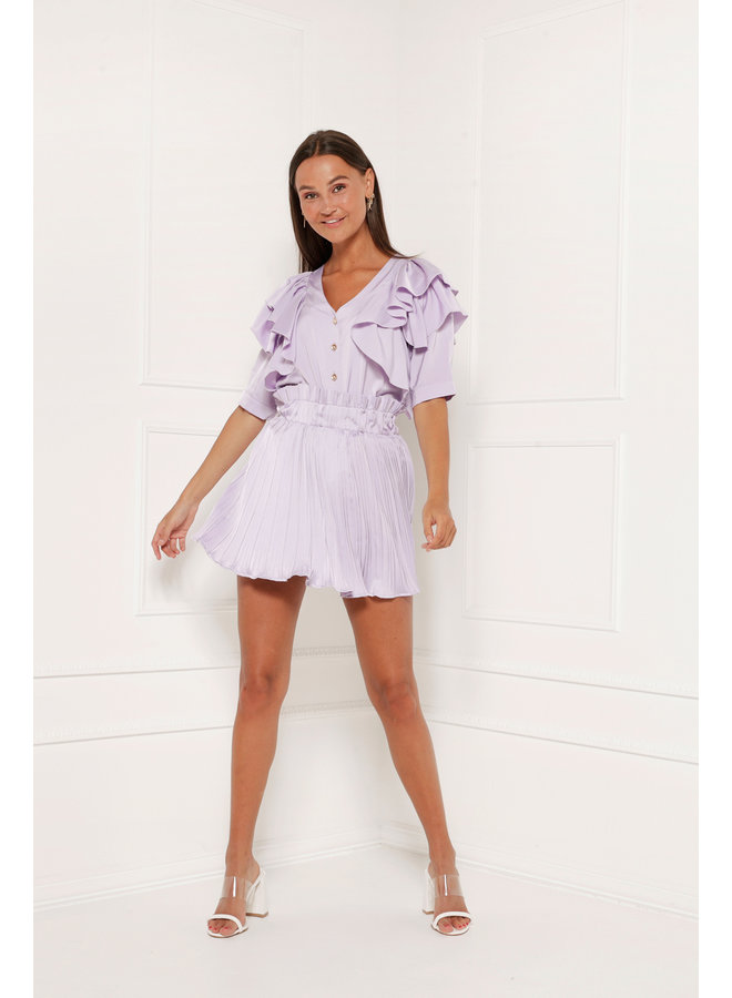 Top Evelyn Purple