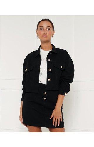 Jacket Christy Black
