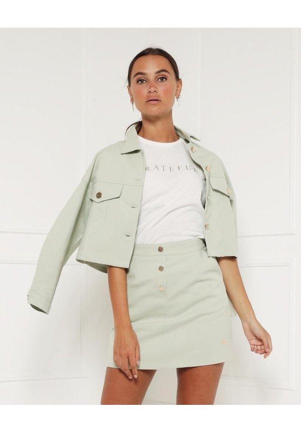 Jacket Christy Mint