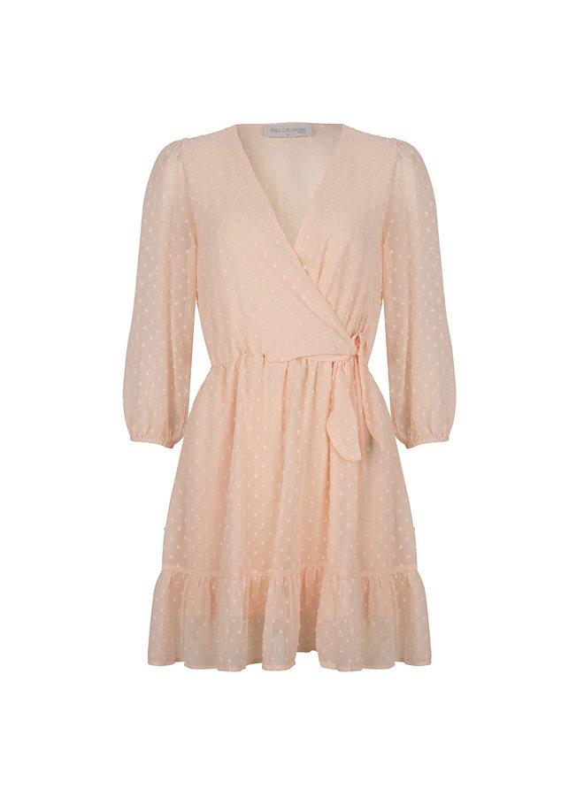 Dress Ariel Peach