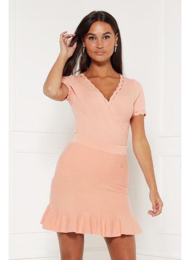 Skirt Finn Dark Peach