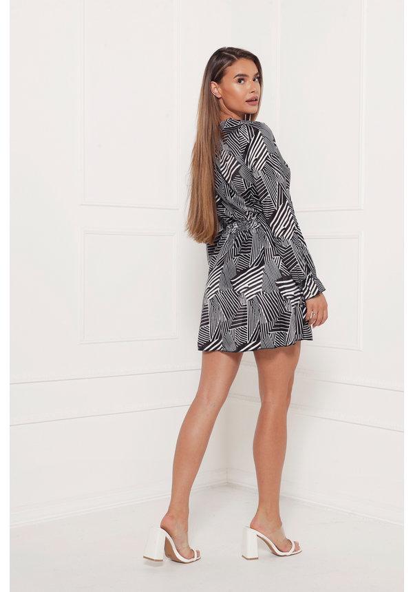 Dress Holly Stripes