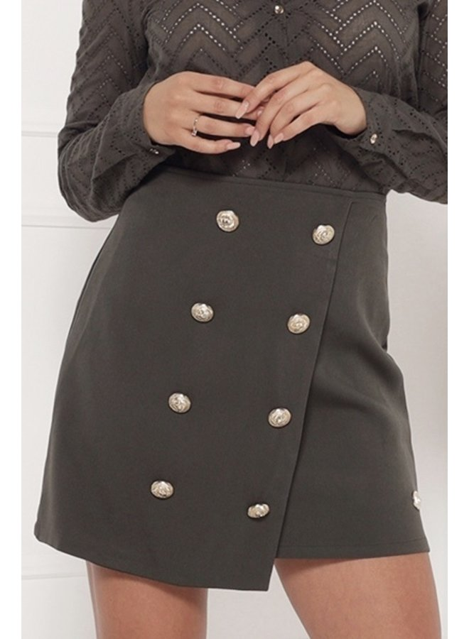 Skirt Isea Army Green