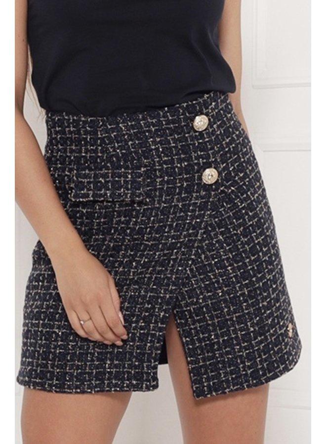 Skirt Emmely Blue