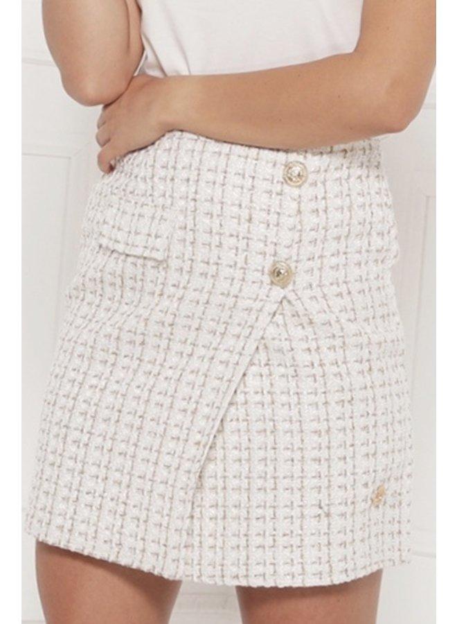 Skirt Emmely Creme