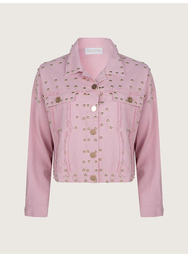 Jacket Stud Pink
