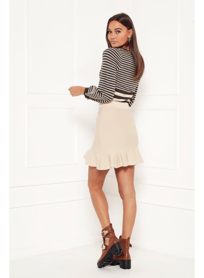 Skirt Holly Creme
