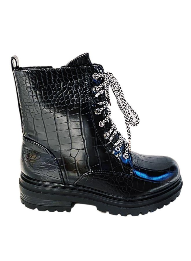 Walking out on you boots - Black #DD-R02