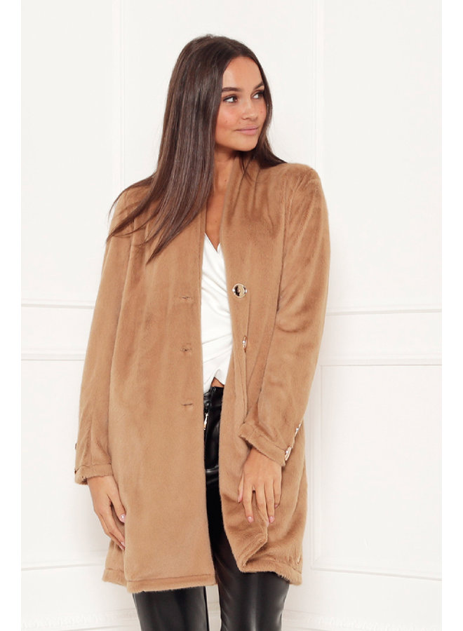 Jacket Juul Camel
