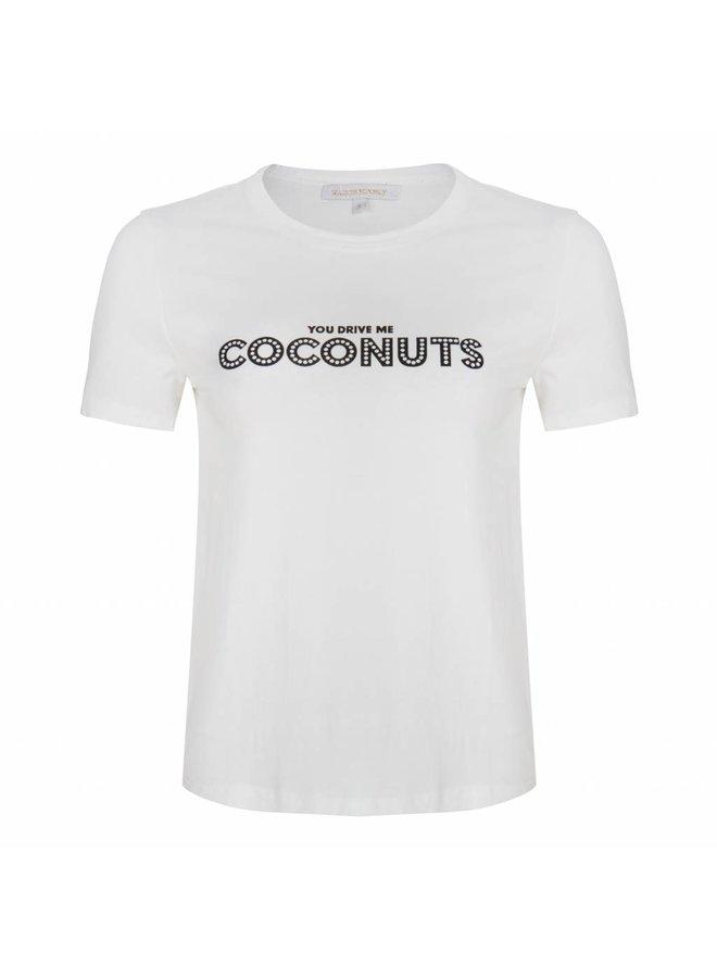 Top Coconuts Off White #0913
