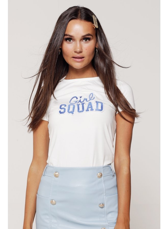 Top Girl Squad Offwhite #0929