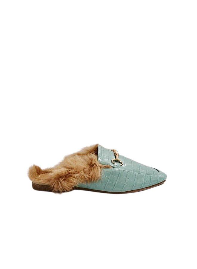 Don't furget me sandal - green #NP-28