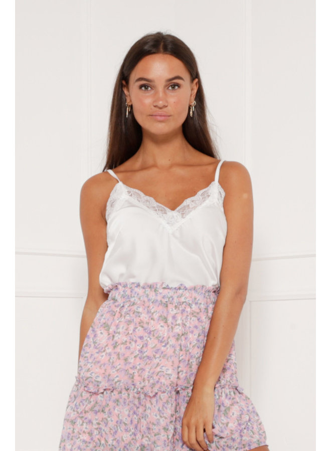 Forever yours top - white #1362