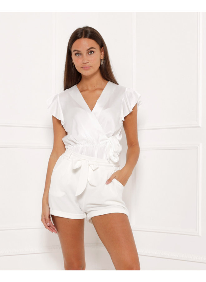 Vision of love top - white #1400