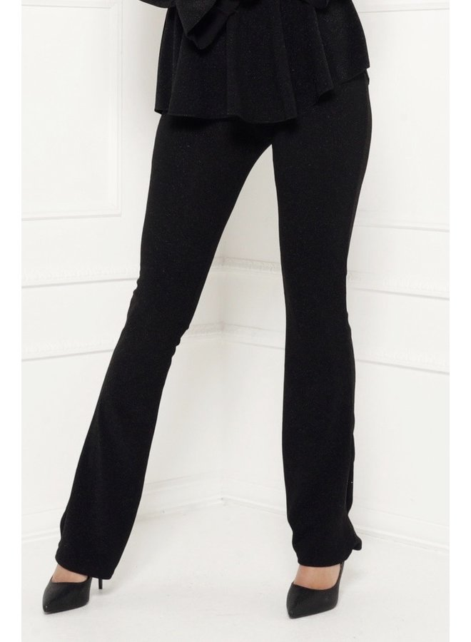 Matter of time trouser - black #1498