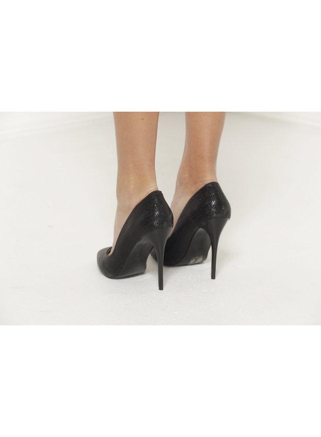 Party Heels - Black #A1-0362H